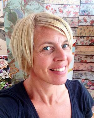 Johanna Ek, designer på Rebel Walls.