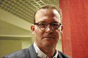 Ronny Larsson, ordförande i IF Metalls klubb på Skyllbergs industri AB berättar att klubben har förstått att något har varit på gång då det har varit nedgång i produktionen.
