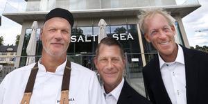 En ny restaurang i Norrtälje Hamn öppnar inom kort.