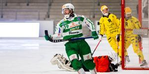 Det var aldrig något snack när VSK tog en säker seger mot Åby/Tjureda.
