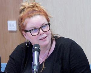Stina Bolin (S), utbildningsnämndens ordförande i Ljusdals kommun, svarar på en insändare från Fredrik Röjd (Lp) om skolutredningen i Ljusdal.