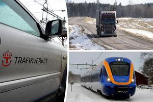 Vägnätet och järnvägen nedprioriteras i stora delar av landet – då undrar signaturen LGB vad Trafikverket har emot människor som inte bor i storstäder. Bild: Arkiv / TT