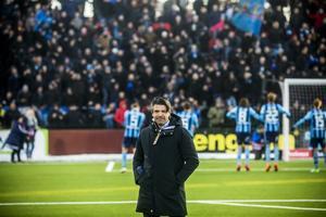 Bosse är där han helst vill vara – på fotbollsplanen.Foto: Stefan Nolervik/ÖP