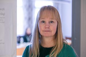 Susanne Hansson, kommunalråd och kommunstyrelsens ordförande i Strömsunds kommun.