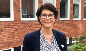 Anette Blomqvist, tidigare rektor på Hälsinggårdsskolan, är nu förskolechef i Falu kommun. Arkivbild.