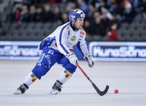 Jesper Bryngelson spelade i Villa Lidköping från 2007 till 2015. Bild: Marcus Ericsson / TT