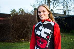 Hanna Hugosson är uttagen till JVM för tredje gången under karriären.