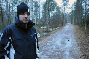 Niclas Jolhammar, räddningstjänsten i Vansbro, konstaterar att 2017 blev ett förhållandevis lugnt år för räddningstjänsten.