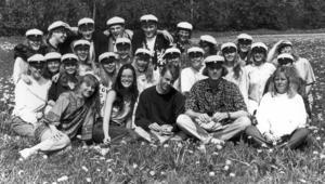 1990 vann klass S3a på PC en etiktävling som Socialstyrelsen och Sveriges akademikers nykterhetsförbund arrangerade och där klasser från hela landet deltog. Längst fram sitter eleverna som tog pris som individuella deltagare: Marit Carlsson S3b, Elisabeth Narup N3a, Erik Walltin N3a och Michael Nilsson S3a.