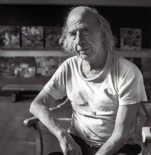 Gunnar Greiber i början av 2000-talet. Foto: Joakim Brolin.