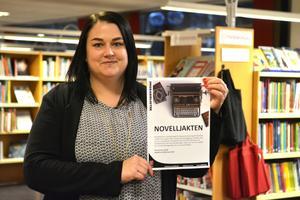 Jenny Nises är en av initiativtagarna till Novelljakten.