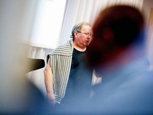 Efter ett branddrama på Tidaholmsanstalten placerades Anders Eklund avskilt. Arkivbild.