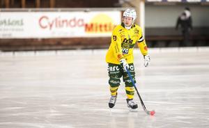 Johan Berglund slog mäktiga lyft.