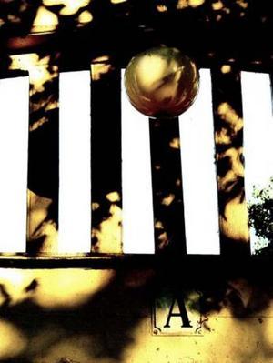 Titti Björks vinnande bild i artistkategorin.