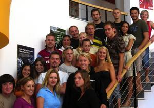 De anställda på Expekt Foto:Privat