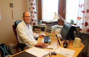 Mauritz Johansson får inte fortsätta på smärtkliniken i Sollefteå.