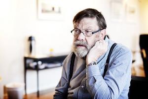 – Fruktansvärt att så många elever valde Sverigedemokraterna, säger Bangt-Ove Ardinge, läarare på Stenbergaskolan.