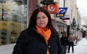 Helena Åkerberg-Hammarström är näringslivschef i Säters kommun sedan den första november.