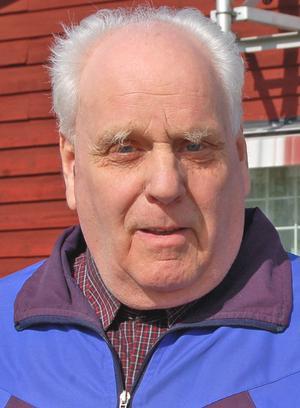 Stig Karlsson vill återuppta sitt program i Radio Gagnef.