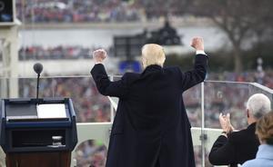 USA:s president Donald Trump har använt sig av en retorik som väckt uppmärksamhet världen över.