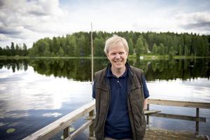 Tidigare Borlängebon Björn Lyrvall är ambassadör i USA .