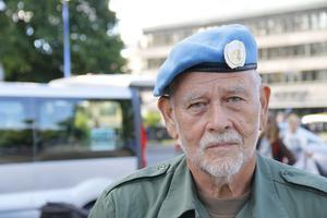 Gullmar Svensson har som FN-soldat deltagit i en mängd internationella insatser.