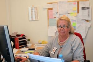 Elisabeth Johansson är samordnare för verksamheten och syn-och hörselinstruktör.