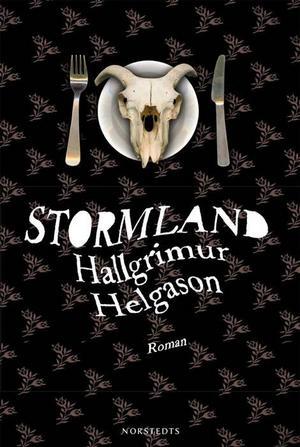 Lammskalle. Käk för en riktig islänning, som romanens  tjurskalliga Böddi.