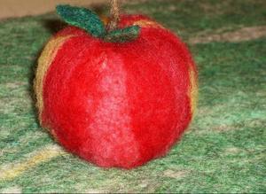 Tovat äpple.