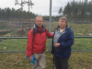 Helene och Alain Vougny, från Versailles i Frankrike. Kände inte till det här förens nu.