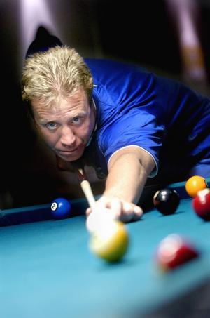 SM-kung. Tom Storm tog i helgen sitt 37:e SM-guld i pool-biljard genom att vinna 14-1 vid tävlingen i Västerås.