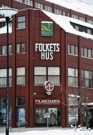 Folkets Hus i Sundsvall