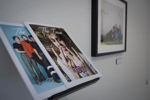Musikfotografen Emma Viola Lilja har producerat tidningen The Issue Magazine, som ger oss en bild av rock och popscenerna i Reading och London.