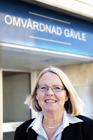 Annmarie Sandberg är ny chef för omvårdnadsförvaltningen. Att få budgeten i balans blir hennes första uppgift.