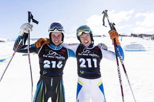 Philip Lönnberg och Emil Anders Johansson var åkarna som tog sig till herrfinalen, som Johansson vann, hans tredje seger i tävlingen.