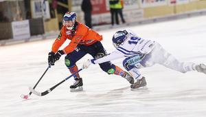 Patrik Nilsson gjorde inget mål den här gången, och ändå kunde Bollnäs vinna med 3–0. Också det ett sorts styrkebesked.