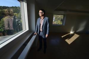 Arbetslösheten, skolan och ekonomin i Sundsvalls kommun. Tre problemområden som Peder Björk ska försöka lösa som nytt kommunalråd.