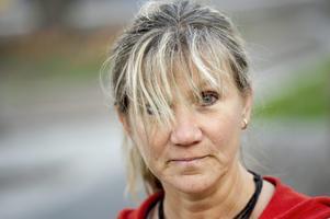 I centrum varje dag. I New York är det rent. Varför kan det inte vara rent i Örebro, också, frågar sig Karin Wahlfridsson.BILD: LENNART LUNDKVIST