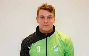 Formstarke Daniel Harnebäck i Rimbo HK.