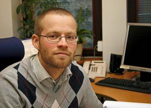 I sitt arbete träffar dietisten Erik Hägerlind många som har problem med sockerintaget.