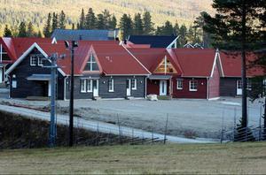 I området Solviken har lägenhetshus byggts med 56 nya bäddplatser. Nästa år planeras en fortsatt utbyggnad.