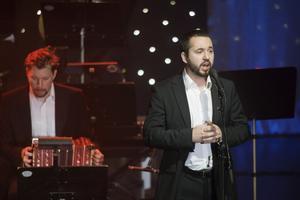 Mikael Jöback från Tango Libre i Carlos Gardels El dia que me quieras.
