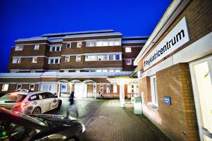 Psykiatricentrum vid Västmanlands sjukhus i Västerås.