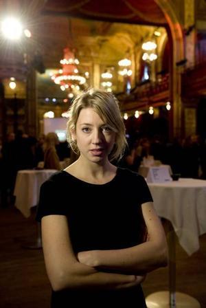 Och vinnaren är...? Sångerskan Veronica Maggio har fått fem nomineringar inför Grammisgalan 2009.