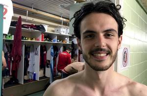 Haris Camo spelade fram till ett mål och var drivande i mötet med Anundsjö.