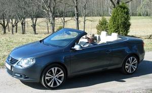 Volkswagen Eos sålde 260 bilar och ligger på fjärde plats.