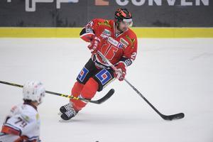 Martin Johansson.