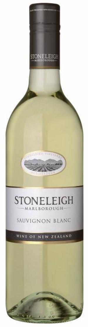 Stoneleigh Sauvignon Blanc är ett kraftfullt vin som gillas av många.