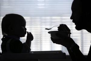 Kvinnlig bastion. En större andel kvinnor än män anser att staten inte ska reservera fler föräldradagar för pappan.
