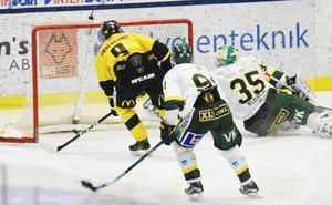 Mikael Frycklund gjorde två mål för VIK mot Vita Hästen.